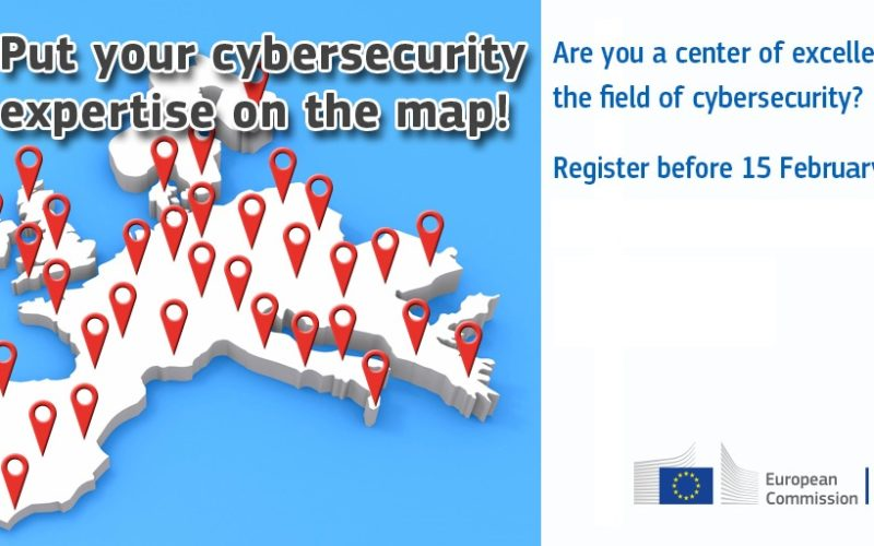 Cybermapping Comission européenne
