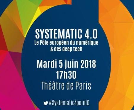 Systematic, Pôle européen du numérique & des deep tech