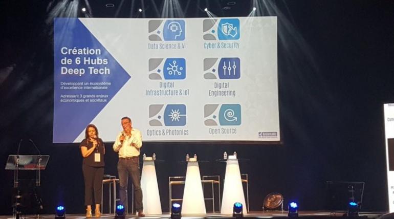 """[Retour sur] La Convention annuelle """"Learn, share & grow"""" : Systematic Paris-Region confirme son ambition de devenir le Pôle européen des Deep Tech"""