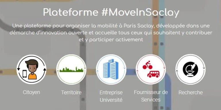 [Retour sur] L'événement MoveInSaclay, la plateforme de mobilités innovantes