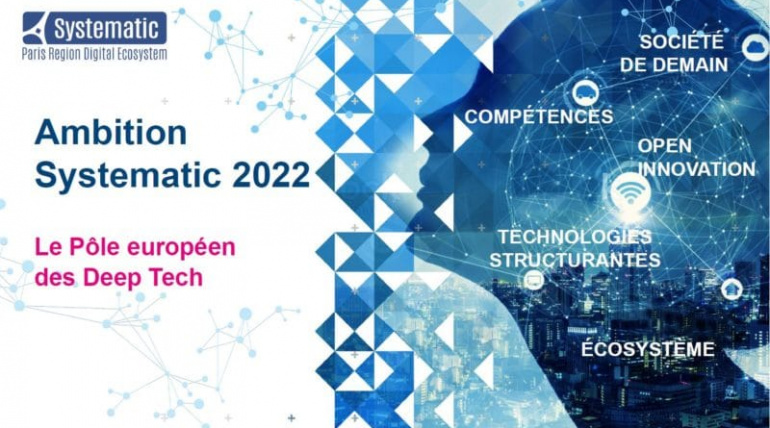 [Retour sur] 20 février 2019 : Prise de parole de Jean-Luc Beylat sur les objectifs et l'ambition 2022 du Pôle Systematic