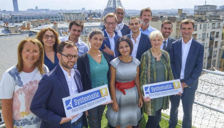 Découvrez la promotion 2018/2019 des Champions de Systematic Paris-Region, dévoilée lors de la 10ème Journée Ambition PME !