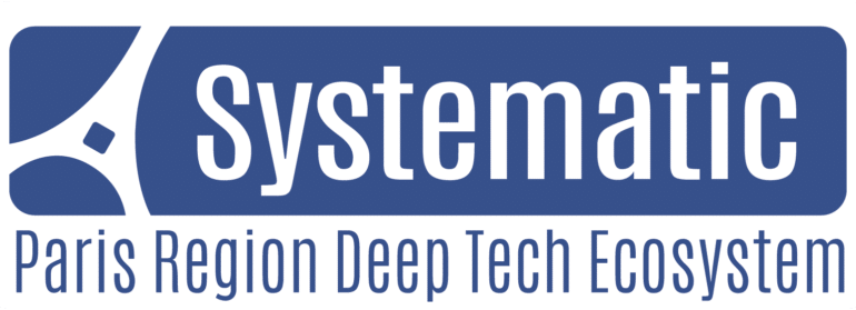Nouveau logo du Pôle Systematic : résolument Deep Tech !