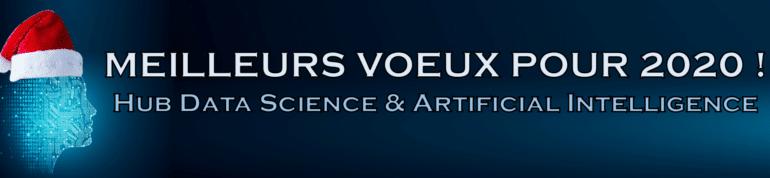 Les vœux de Bertrand Braunschweig, Président du Hub Data Science & AI