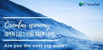 Candidatures ouvertes pour le 1er appel à projets « Adopters » de C-Voucher !