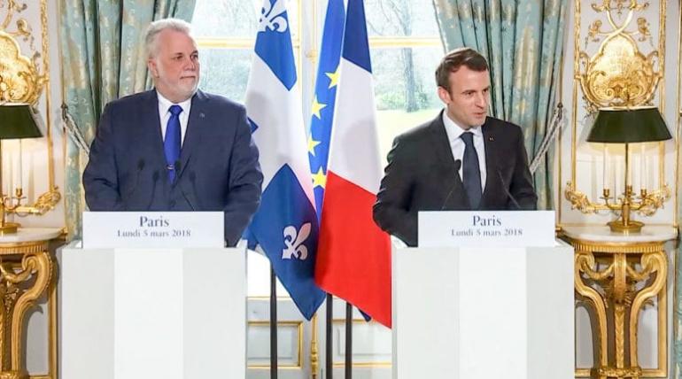 La mission économique québecoise à la rencontre de Systematic Paris-Region
