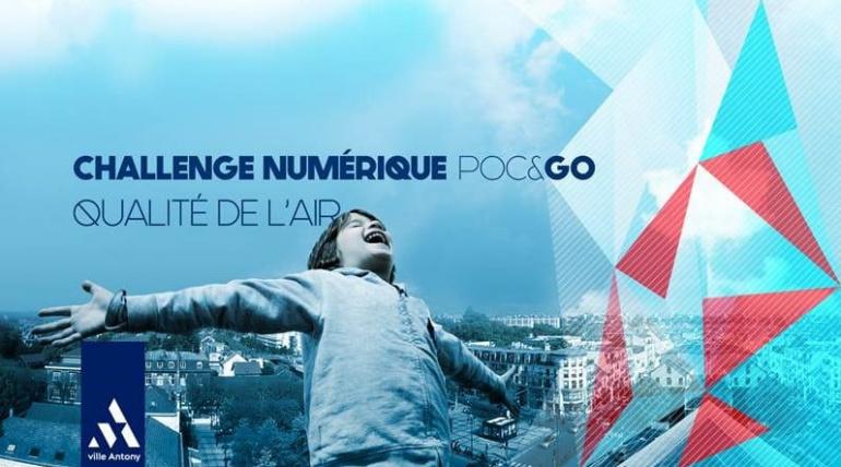 Challenge Numérique POC & GO : Qualité de l'air