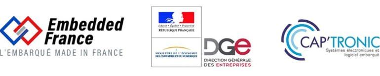Les Trophées de l'Embarqué 2020 Embedded France – DGE – CAP'TRONIC