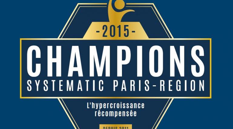 La promotion 2015 des Champions de Systematic Paris-Region dévoilée lors de la 7ème journée Ambition PME