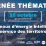 [Retour sur] La Journée Thématique : les réseaux d'énergie intelligents au service des territoires