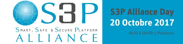 S3P Alliance Day 2017
