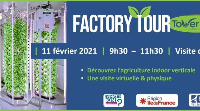 [Retour sur] FACTORY TOUR / WHAT'S ON chez Tower Farm