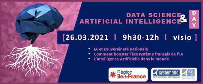 [Retour sur] La 4ème Edition du Data Science & Artificial Intelligence Day
