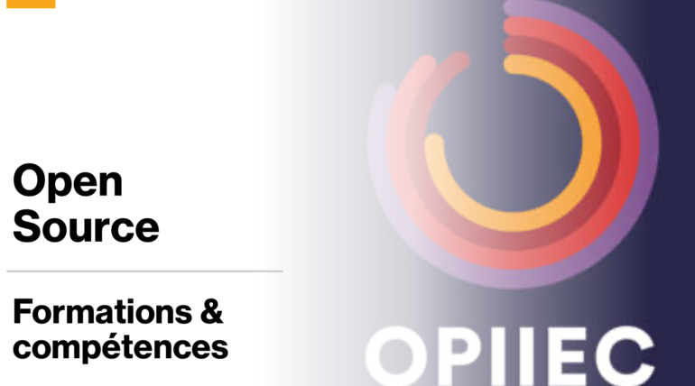 Les formations Open Source à l'honneur de la nouvelle étude de l'OPIIEC