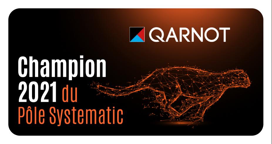 [Interview Champion] Rencontre avec Paul Benoît, CEO & co-fondateur de Qarnot, Champion 2021 du Pôle Systematic