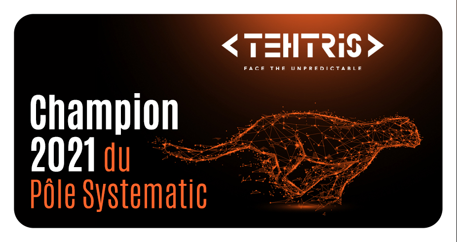 [Interview Champion] Rencontre avec Eléna Poincet, Cofounder & CEO de Tehtris, Champion 2021 du Pôle Systematic