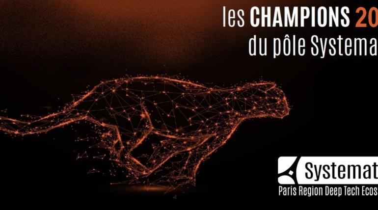La semaine des Champions 2021 du Pôle Systematic