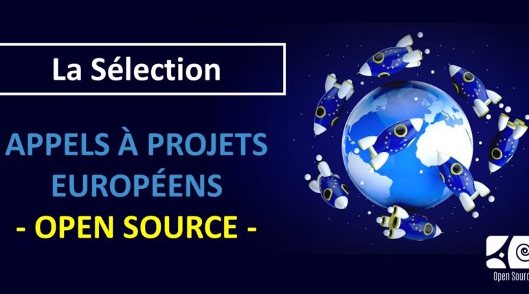 Appels à projets européens Open Source